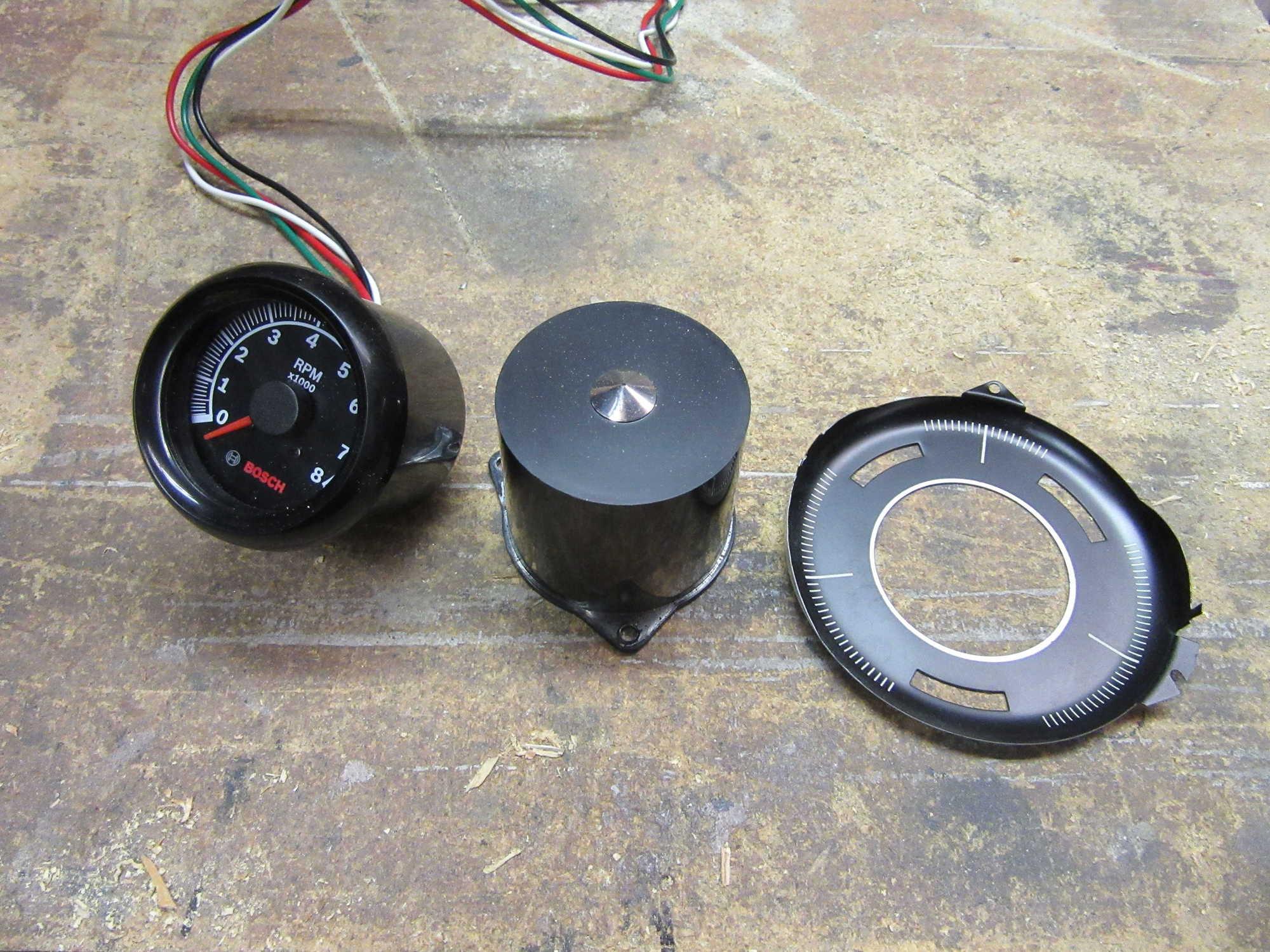 Bosch tach install 67 442 - ClassicOldsmobile.comClassicOldsmobile.com