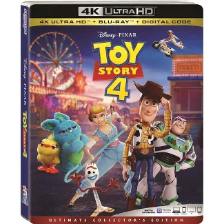 TOY STORY 4: 4K UHD / Blu-ray - DVD Talk Forum