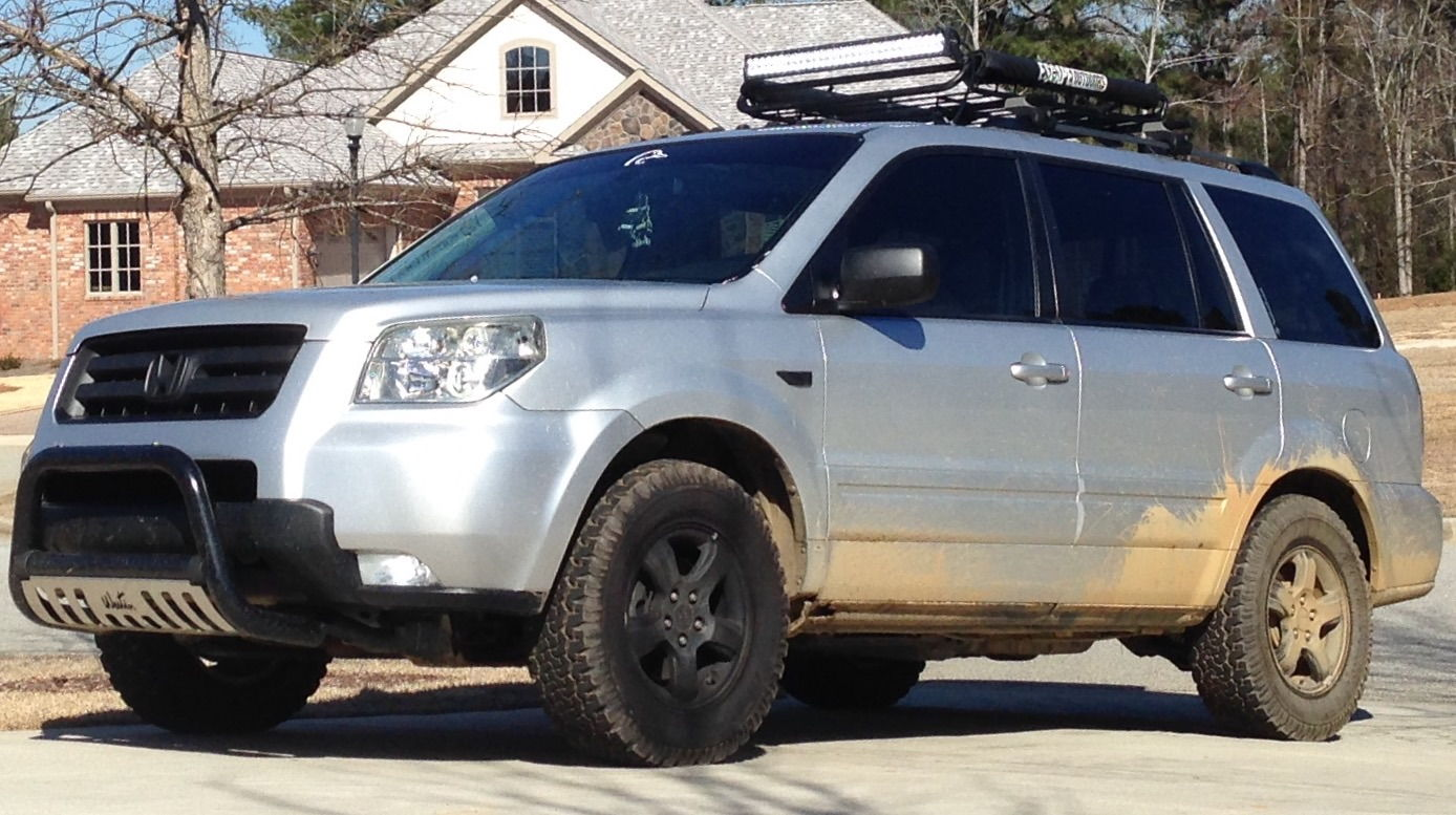 Honda Pilot Off Road Tires Bing Images