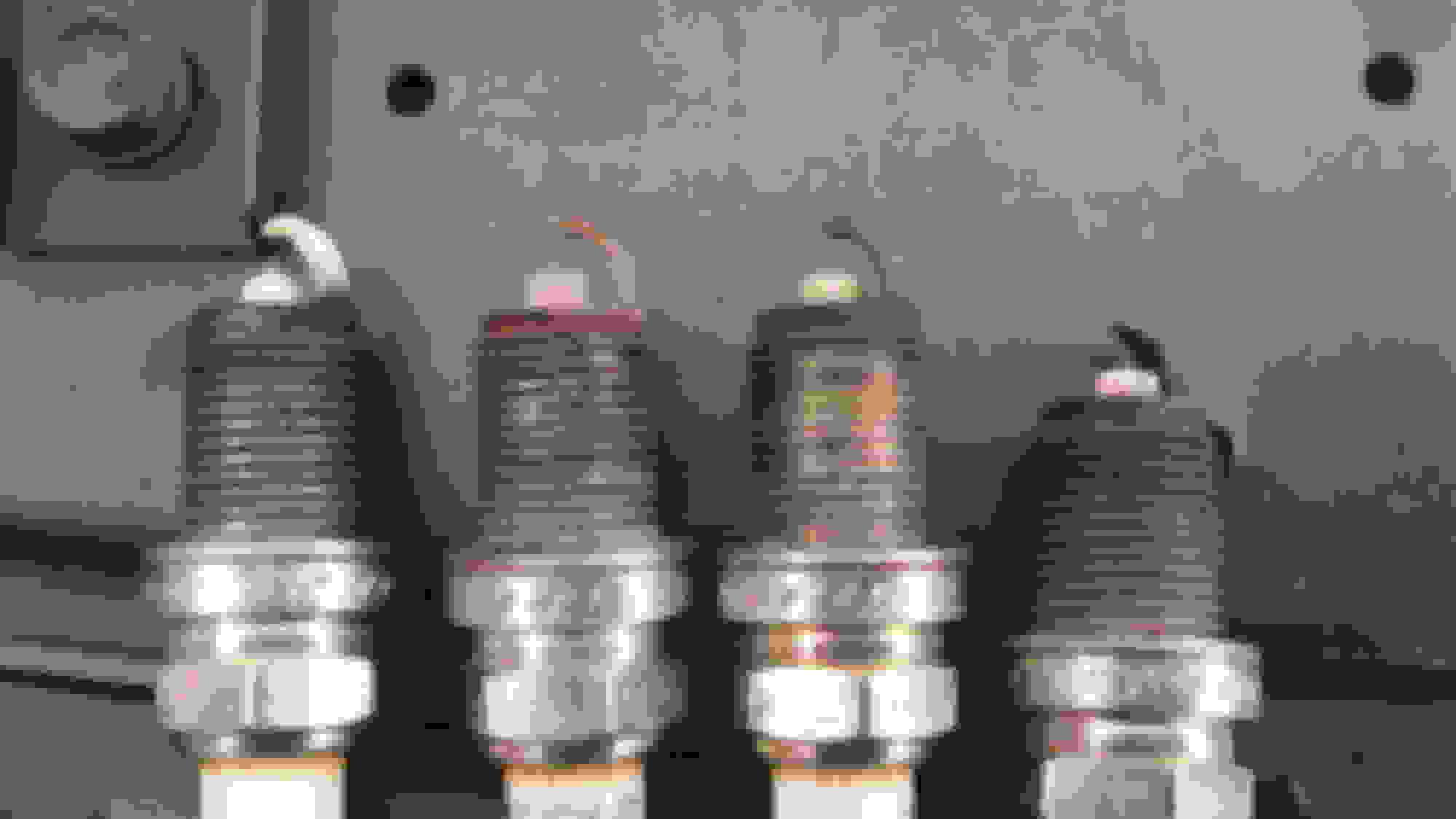 Results from my b18b1 valve lash adjustment - Honda-Tech