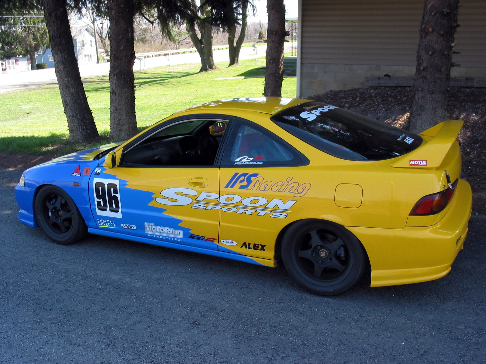 A Little Untold Story About Ips Racing Amp The Spoon Dc2r At