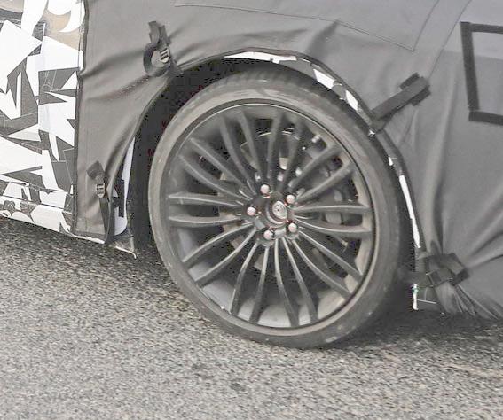 Acura TLX Undergoing Testing