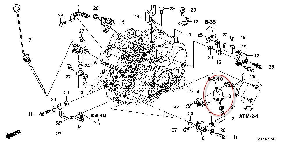 2010 Mdx Transmission Advice - Honda-tech