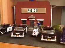 1950's police station