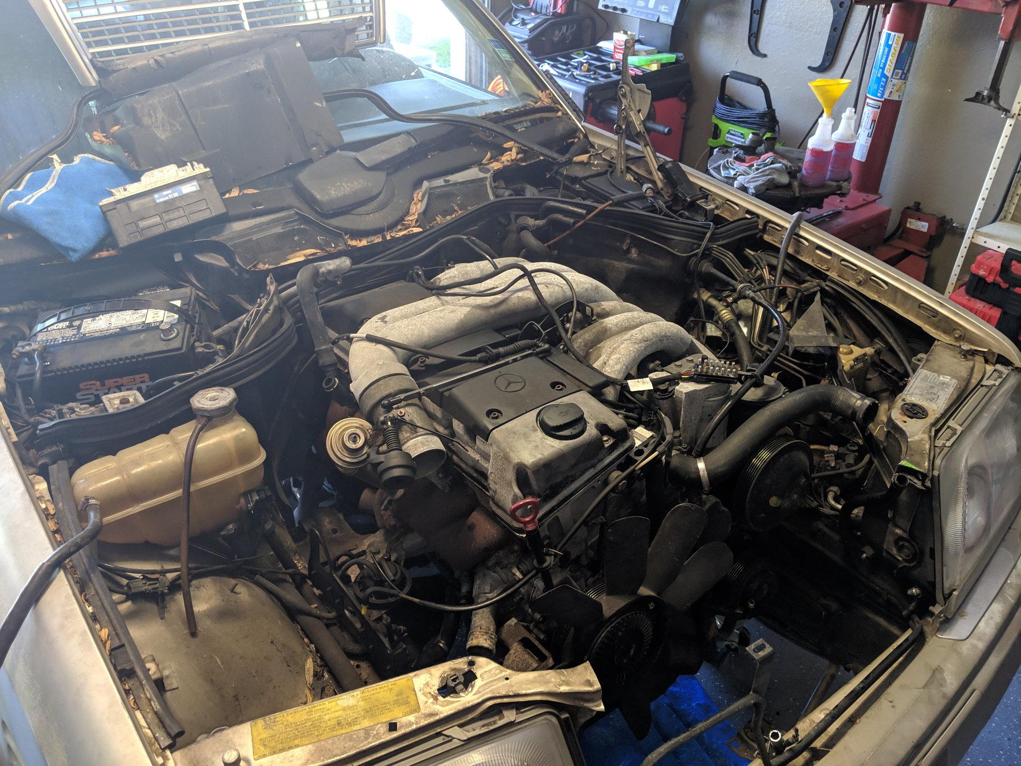 Disco Doc's D2 OM606 diesel swap build thread - Land Rover Forums