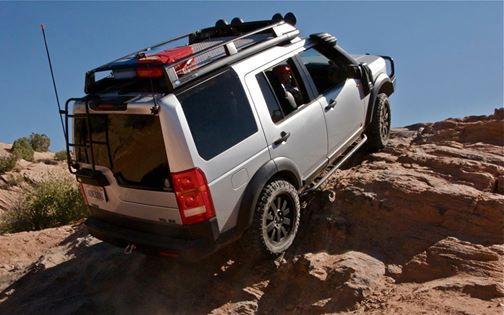 Lr3 Lr4 2 5 Inch Lift Kit Land Rover Forums Land Rover