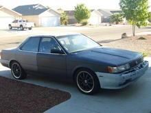 1990 Lexus ES250