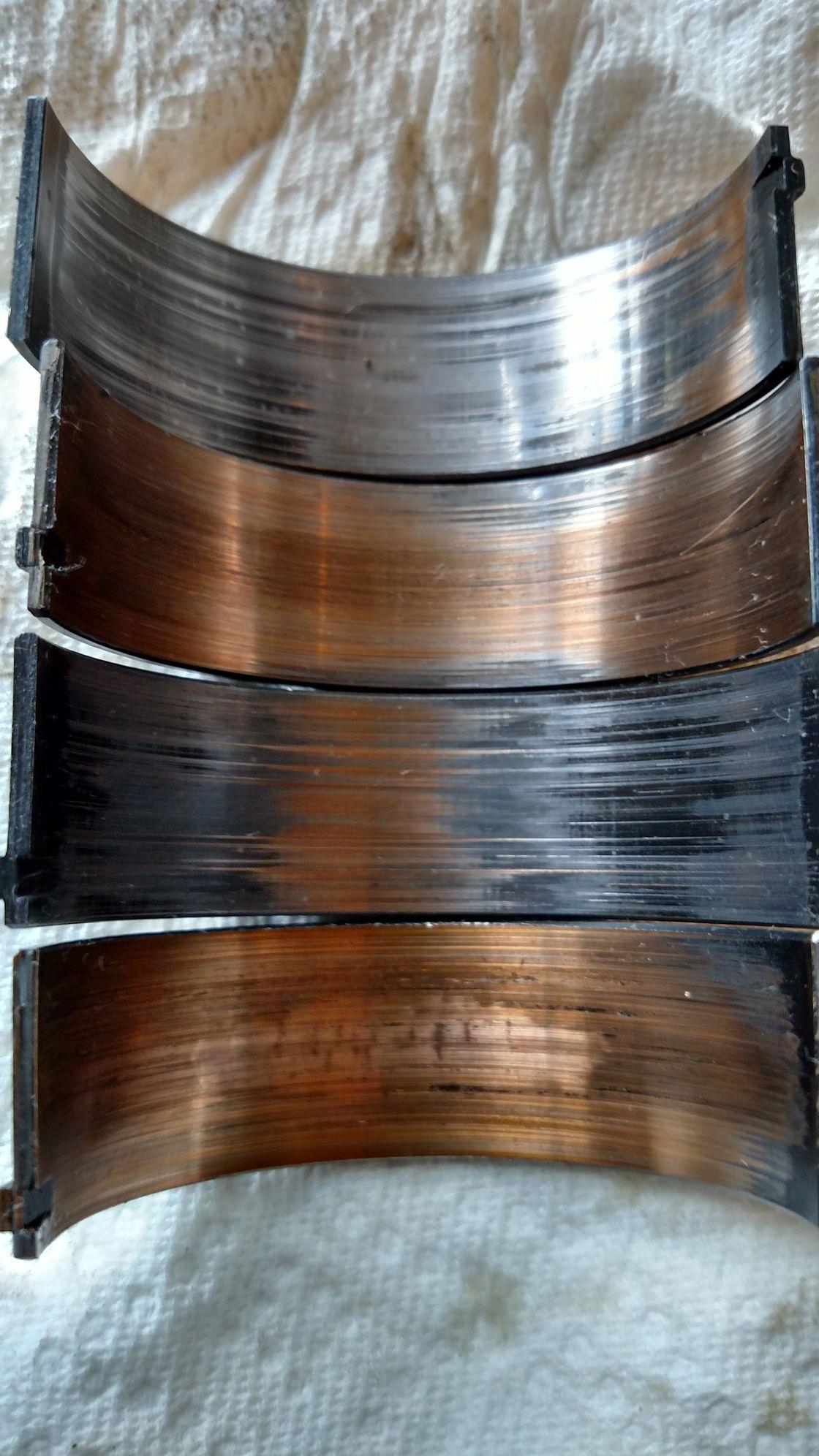 Worn Engine Bearings : Rod bearings and detonation ls tech camaro