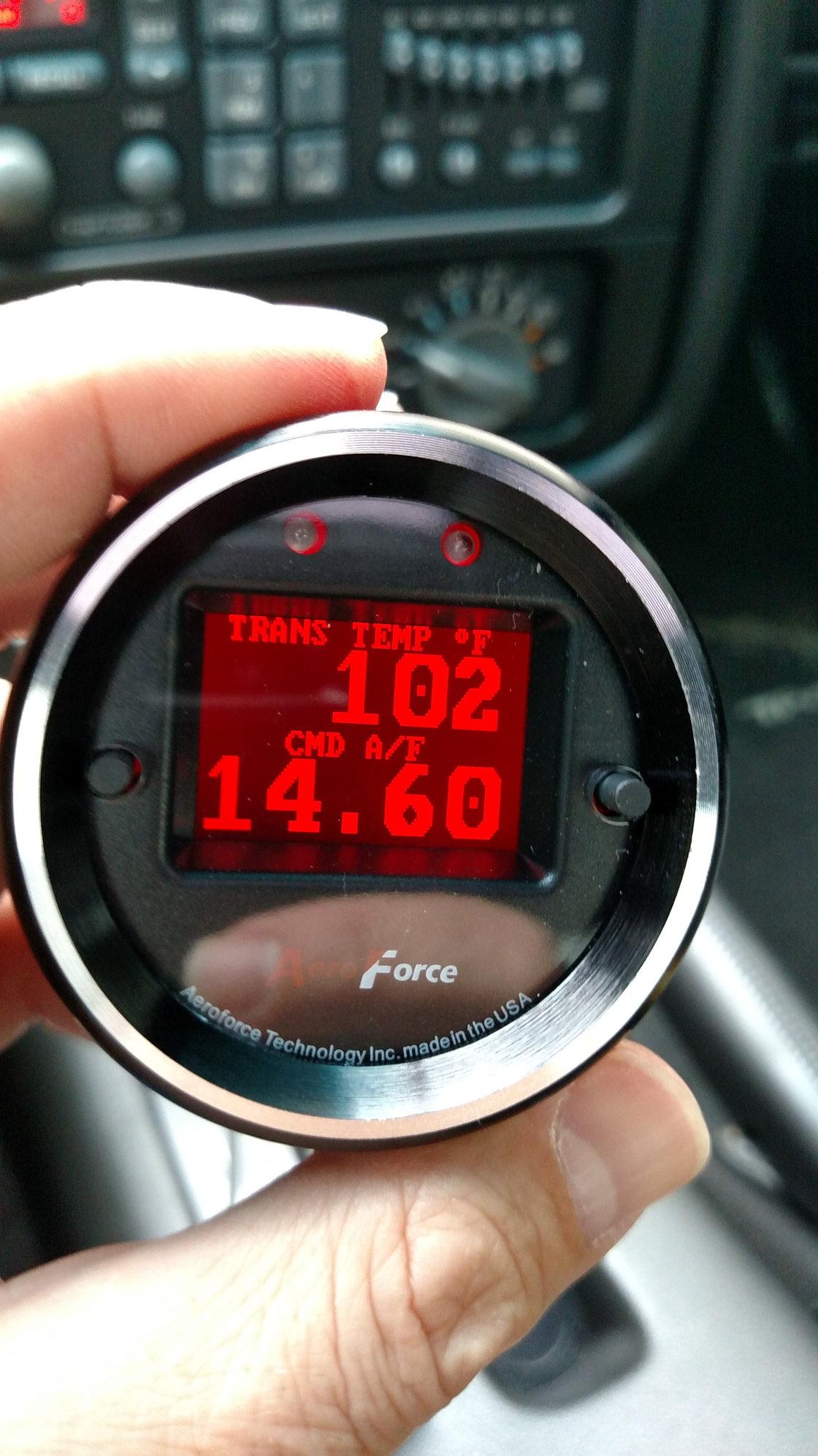 OBD2 gauges - LS1TECH - Camaro and Firebird Forum Discussion