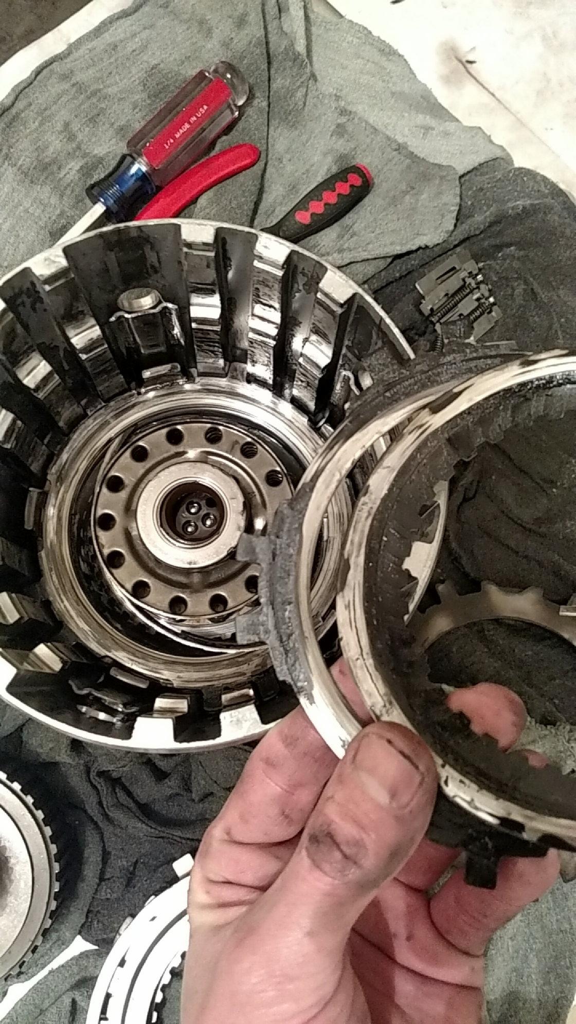 4L60E Rebuild after 3-4 Clutch Failure, still failing