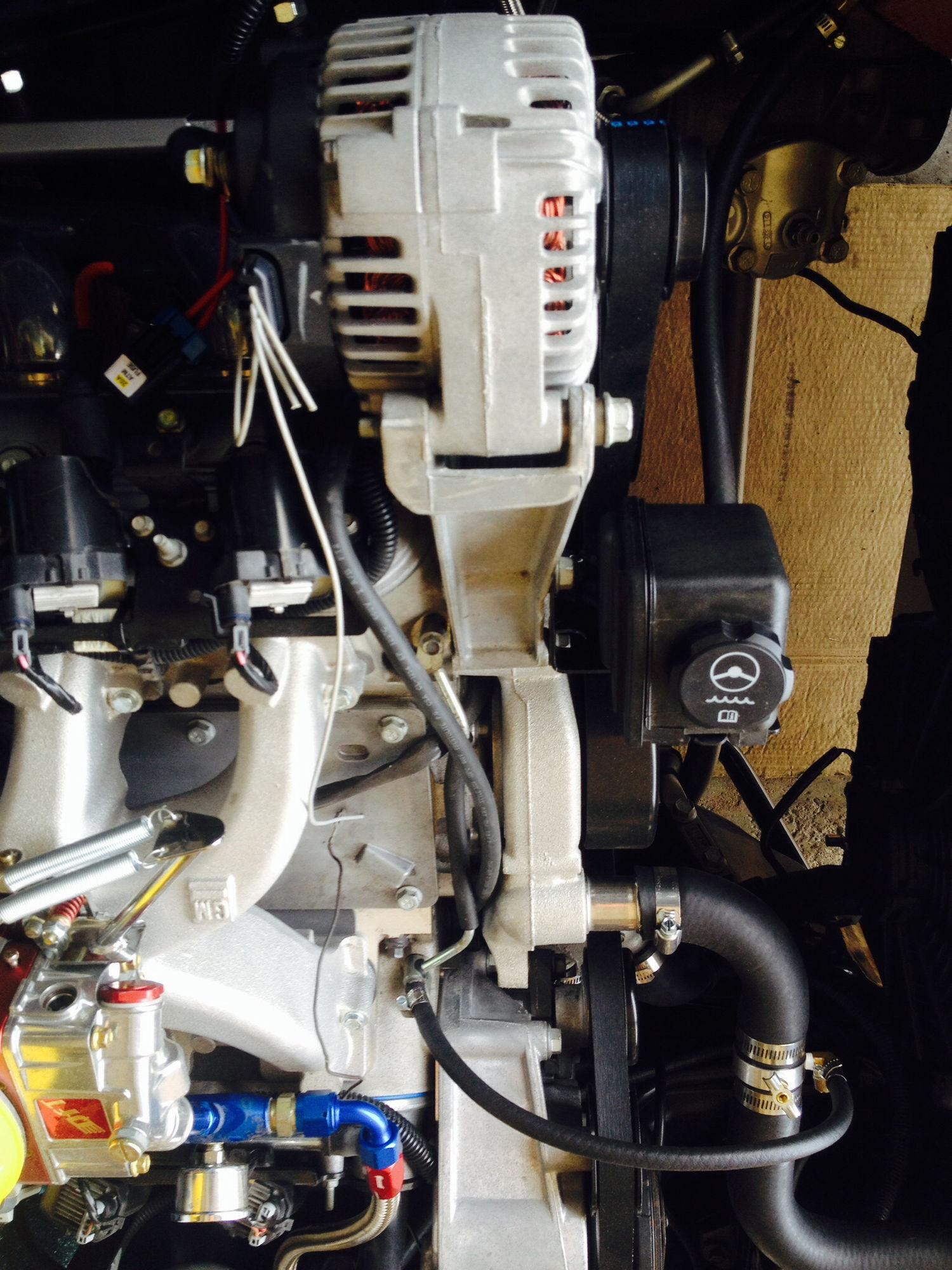 Alternator Wiring Question