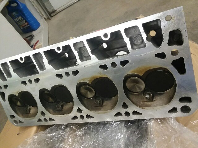 Anyone have used the Pro Maxx CNC 227 Heads? - LS1TECH - Camaro and