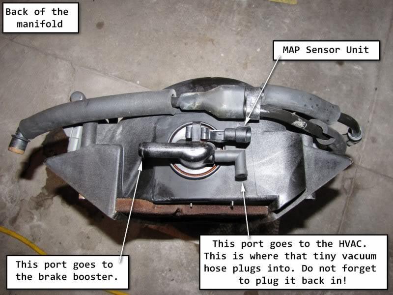 HVAC exit in the intake manifold Usage LS1TECH