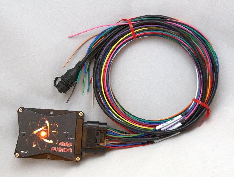 MAF Fusion mass airflow sensor interface module & auxiliary injector