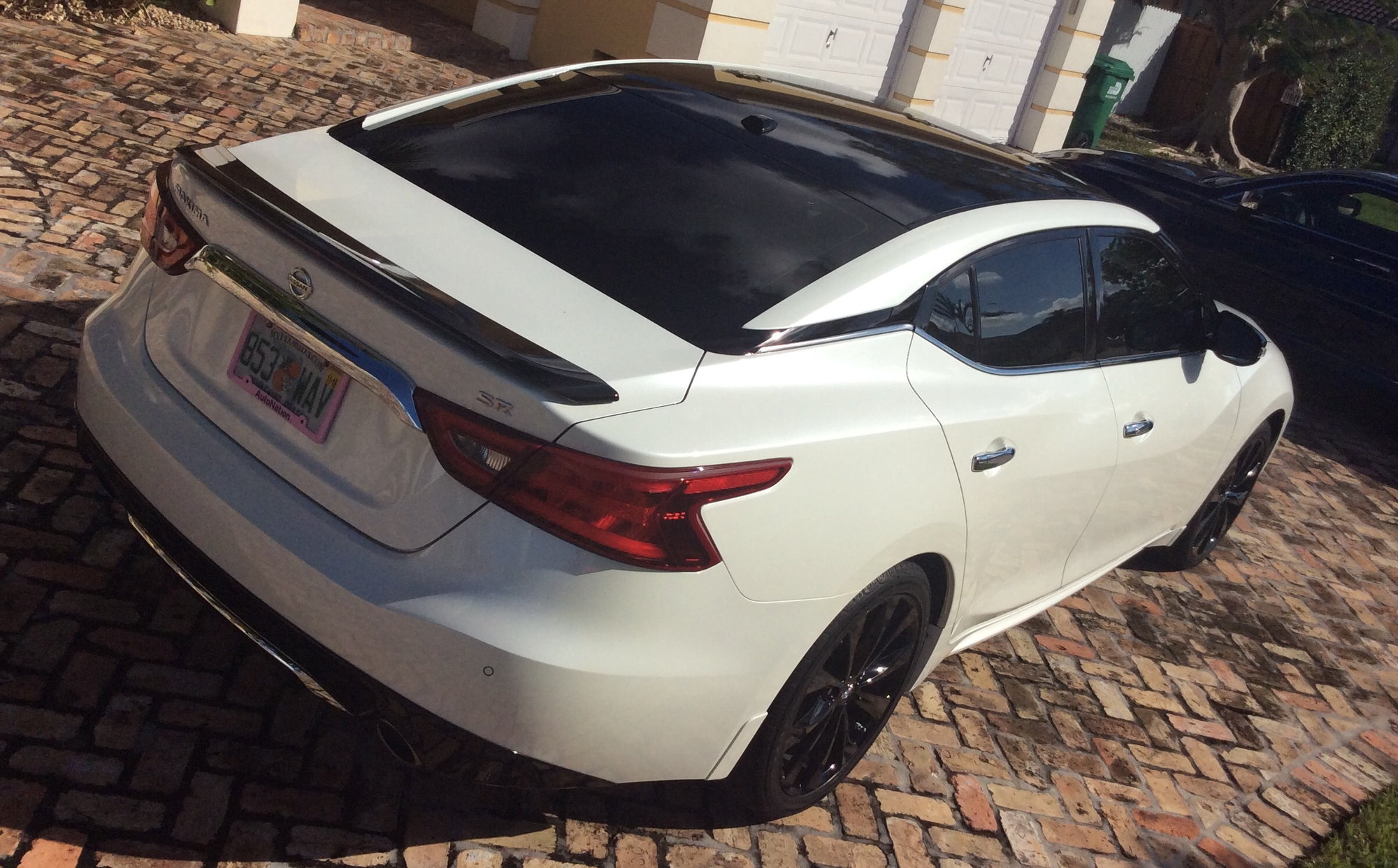 New Member First Post Vinyl Roof Wrap Maxima Forums