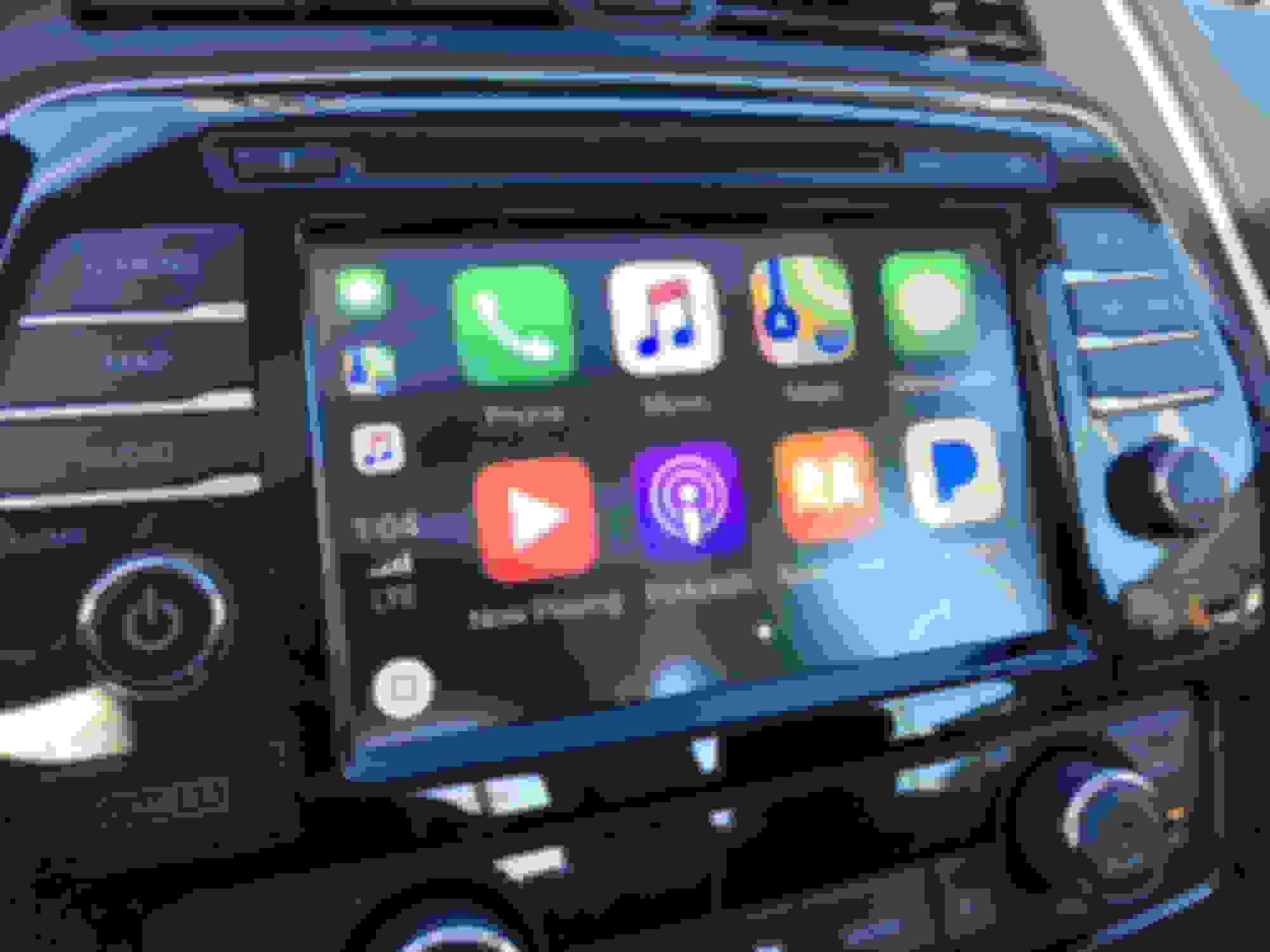 Apple CarPlay - Page 4 - Maxima Forums