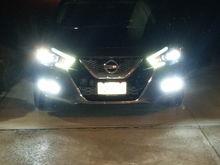 6000k headlights/foglights nitetime