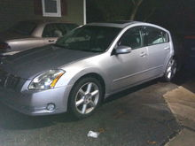 1st time nissan owner