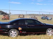 Fall Sports theme Racing