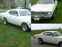 1976 Dodge Dart lite spirit of 76
