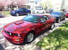 Garage - KT's Mustang