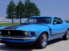 1970 FORD BOSS 302 1