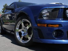 Love the Roush wheels