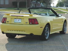2002 Ford Mustang GT Convertible - Just Purchased