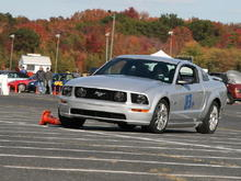 AutoX Mustang4