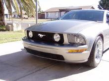 Billet Grill Yuma 2008 GT Premium 07