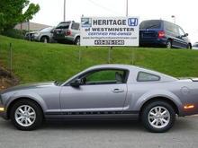 2007 Mustang V6