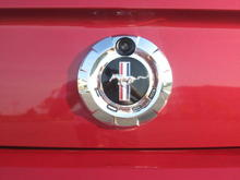 Ford Emblem - Mustang