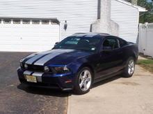 my 2010 Mustang GT