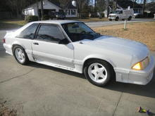 1990 Foxbody GT
