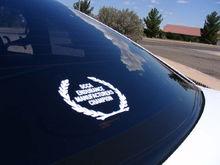 rear glass