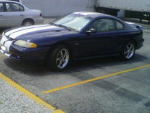 Kevin's 96 stang