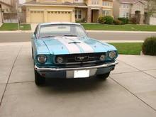 1966 Mustang GT 001