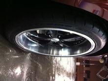 Rear Wheel Lip