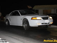 Garage - White Lightning
