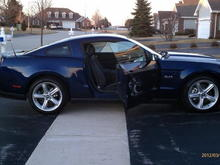 2012 Kona Blue GT