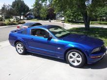 Garage - The Blue B!tch