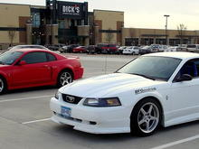 Roush and SVT forums Toys for Tots DFW 2008