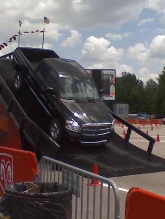 This truck kicks ass!