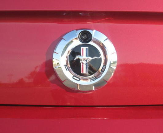Ford Emblem - Mustang