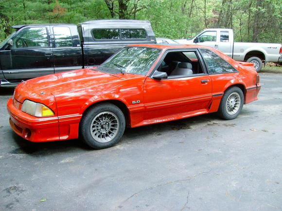 the day i got the car, yeah i know she aint much now but its a good resto project