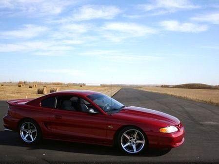 1995 Mustang GT