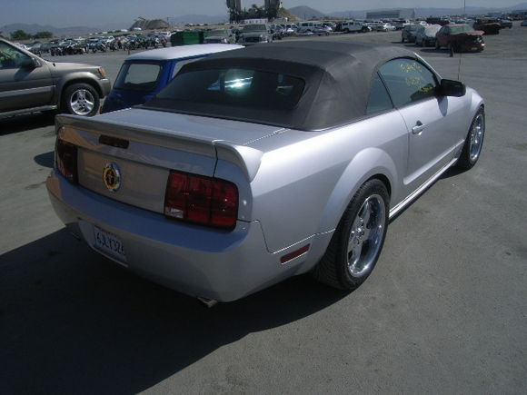 2006 FORD MUSTANG 4.0L 6
