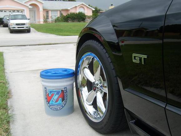Fresh Zaino Wax 2