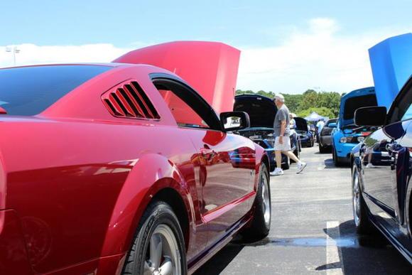 Mustang Week 2013