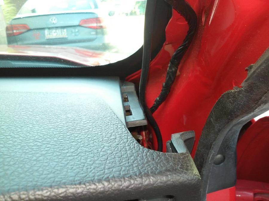 Onstar Fmv Rear View Mirror